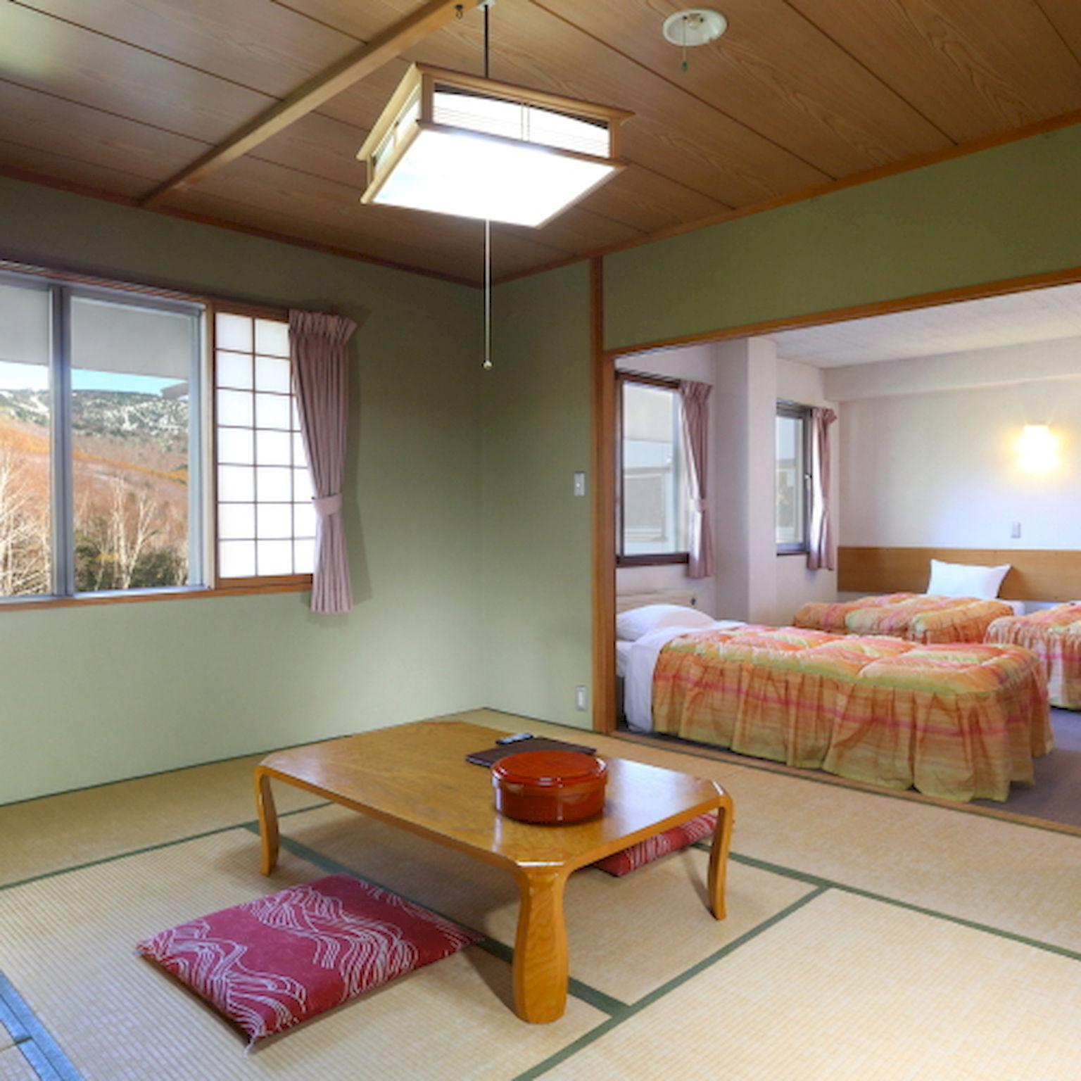 Japanese Western Style Room - Non-Smoking