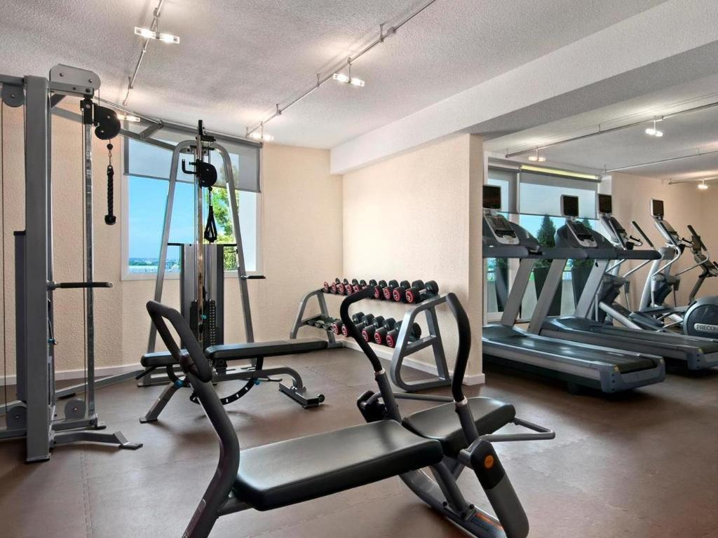 Fitness center Paris Orly Airport Hotel