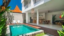 18min walk to the beach,2BR Villa4 Seminyak/Oberoi