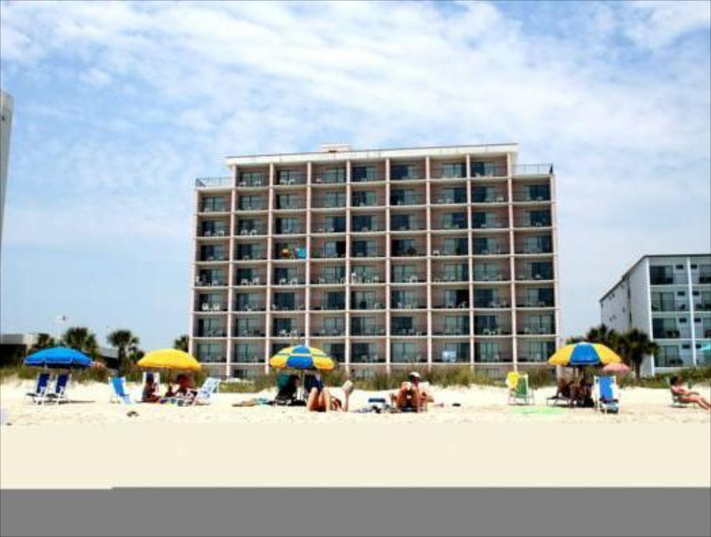 Tropical Seas Hotel In Myrtle Beach Sc