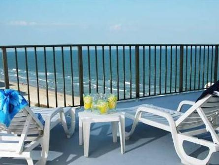 One-Bedroom Suite - Oceanfront View