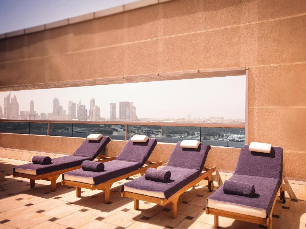 Best Price On Movenpick Hotel And Apartments Bur Dubai In Dubai Reviews
