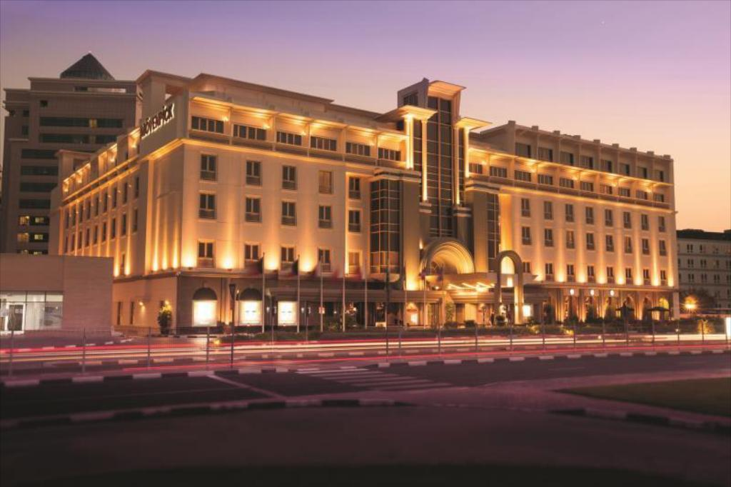 Movenpick Hotel and Apartments Bur Dubai in United Arab