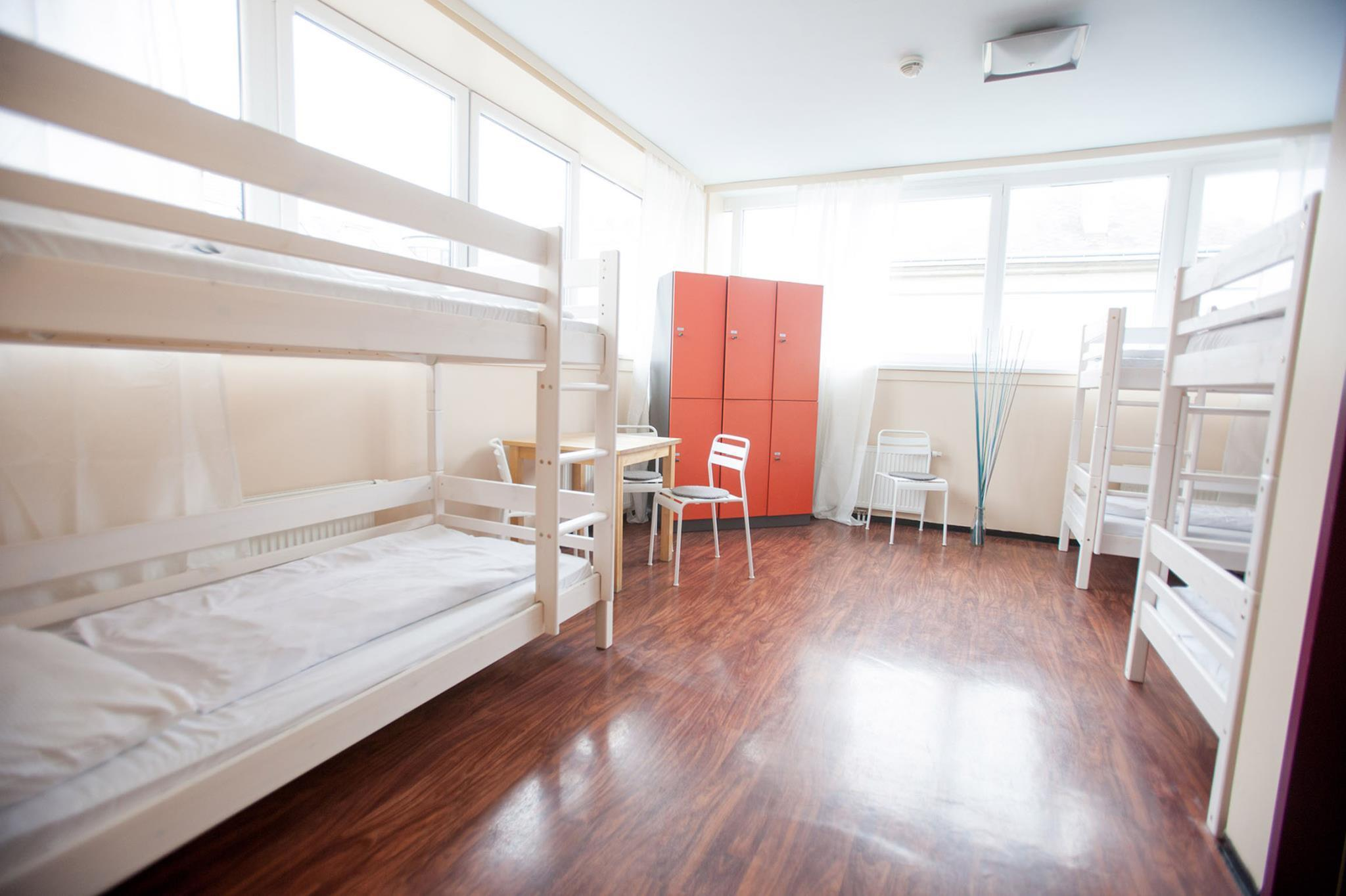 1 Wombats City Hostel Vienna at the