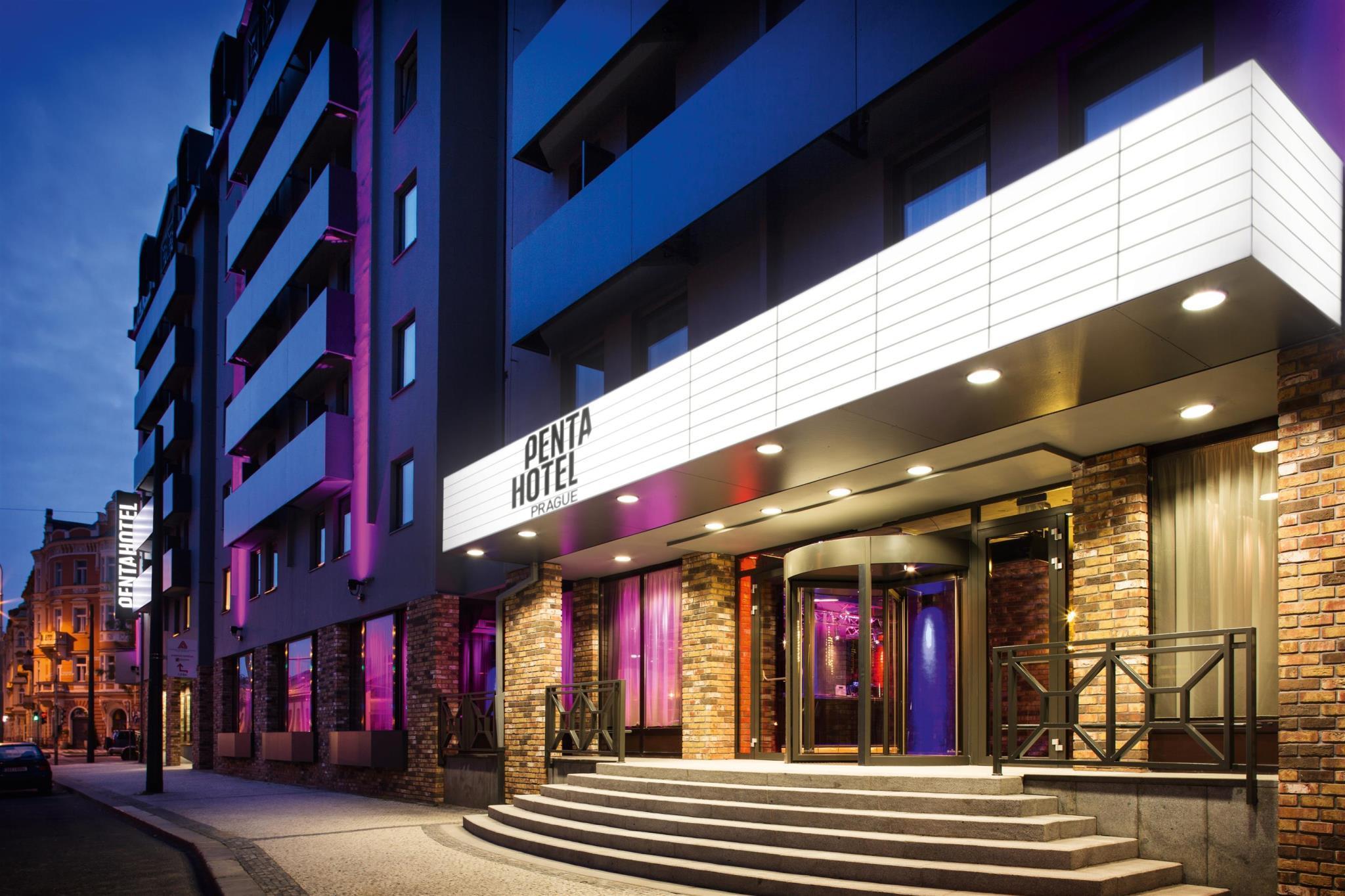 penta hotel deals