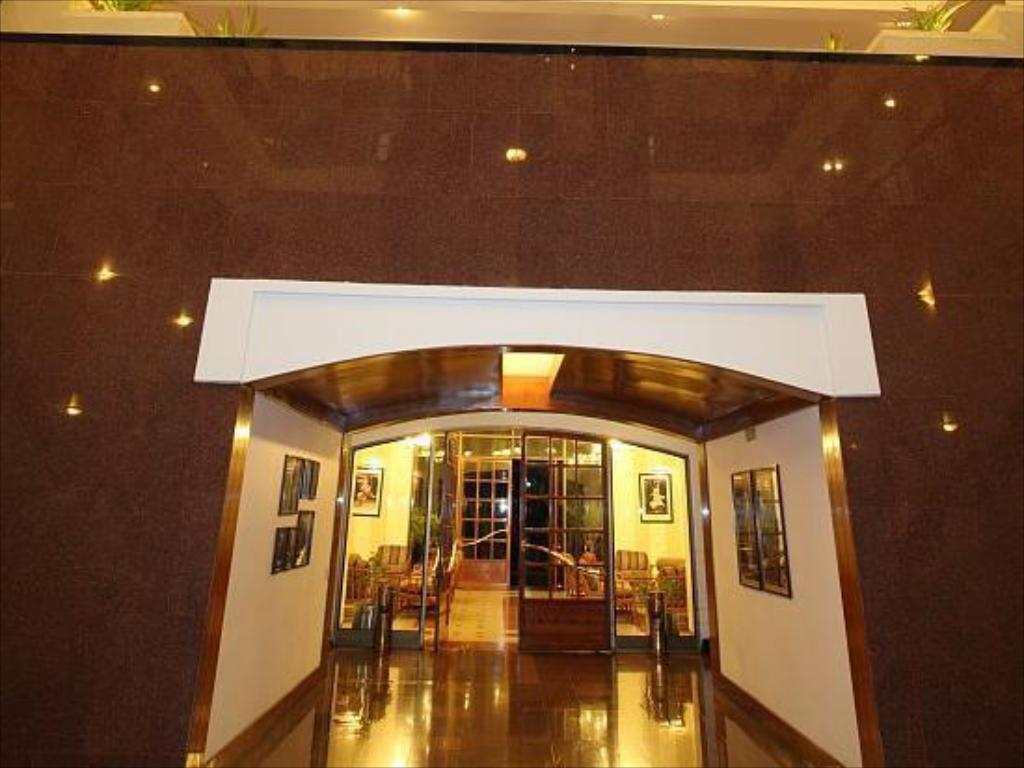Hotellet indefra Hotel Paras Mahal Pvt Ltd.