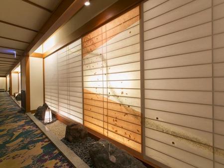 Interior view Gifu Grand Hotel