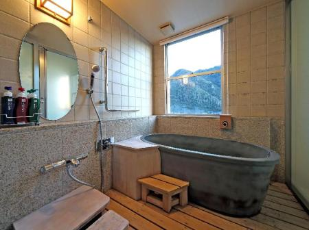 Deluxe Japanese-Style Room with River View Gifu Grand Hotel