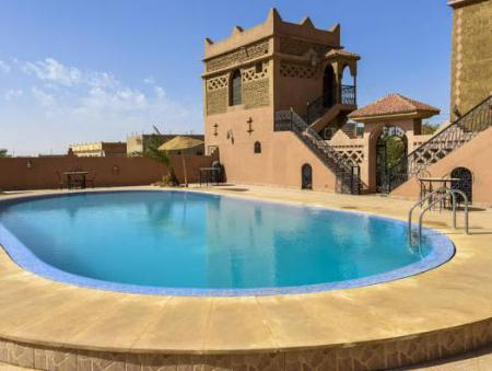 Swimming pool Riad Nezha