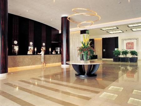 Lobby Novotel World Trade Centre Hotel