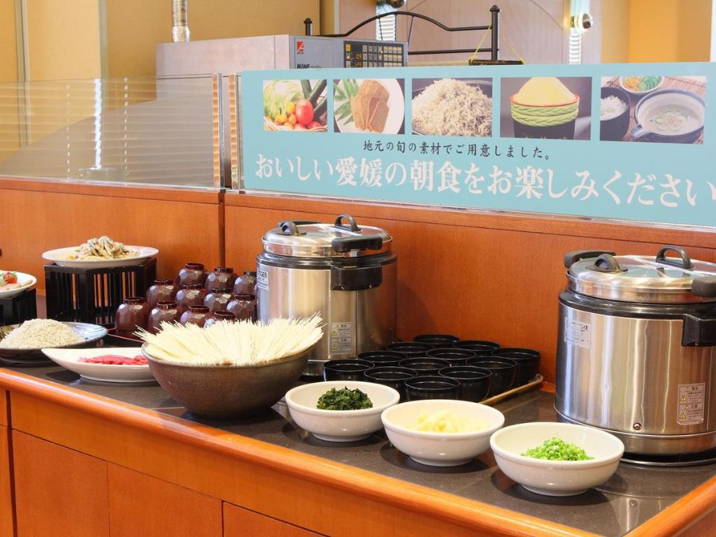 Best Price on Matsuyama Tokyu REI Hotel in Matsuyama + Reviews