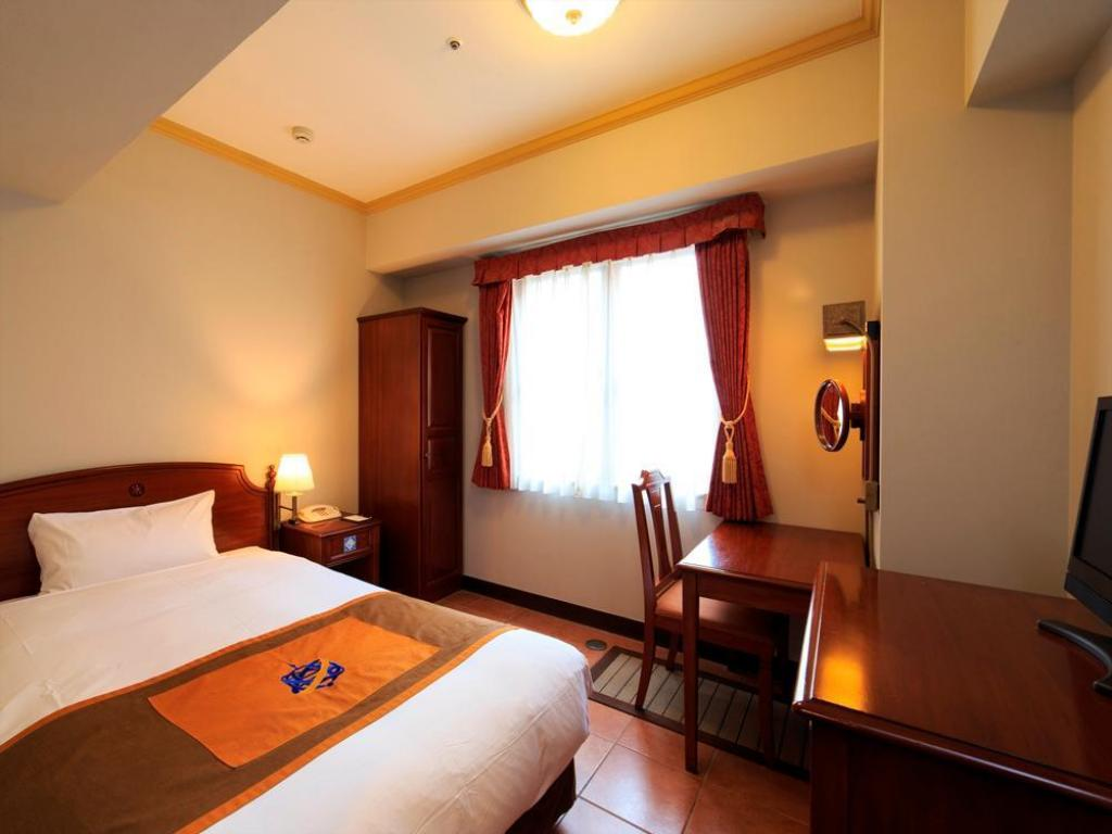 Standard Single Smoking - Guestroom Hotel Monterey Nagasaki