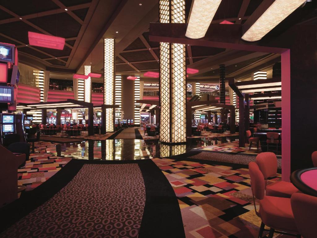 Pemandangan dalam Planet Hollywood Resort & Casino