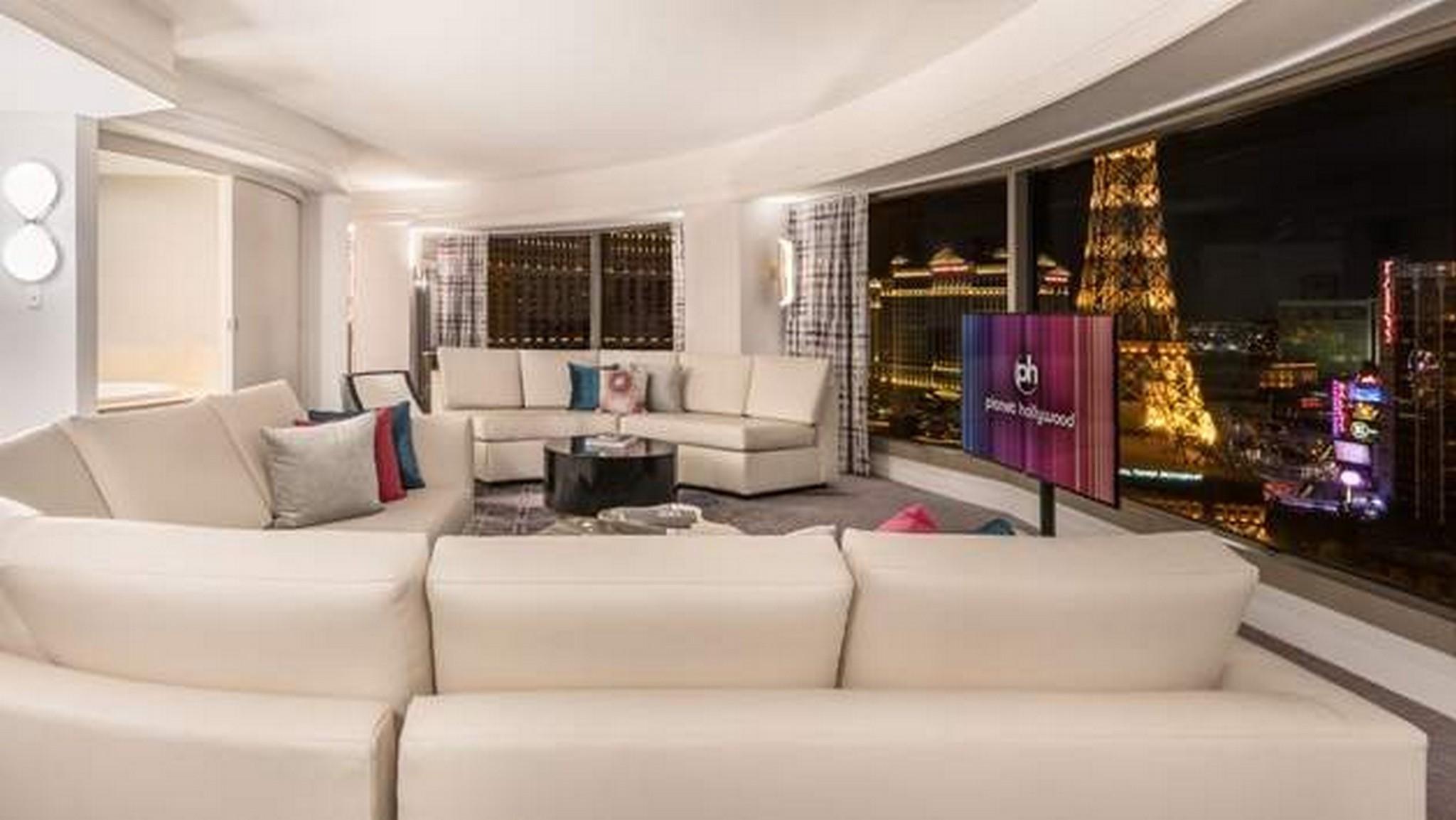 Planet Hollywood Resort & Casino in Las Vegas (NV) - Room Deals, Photos & Reviews