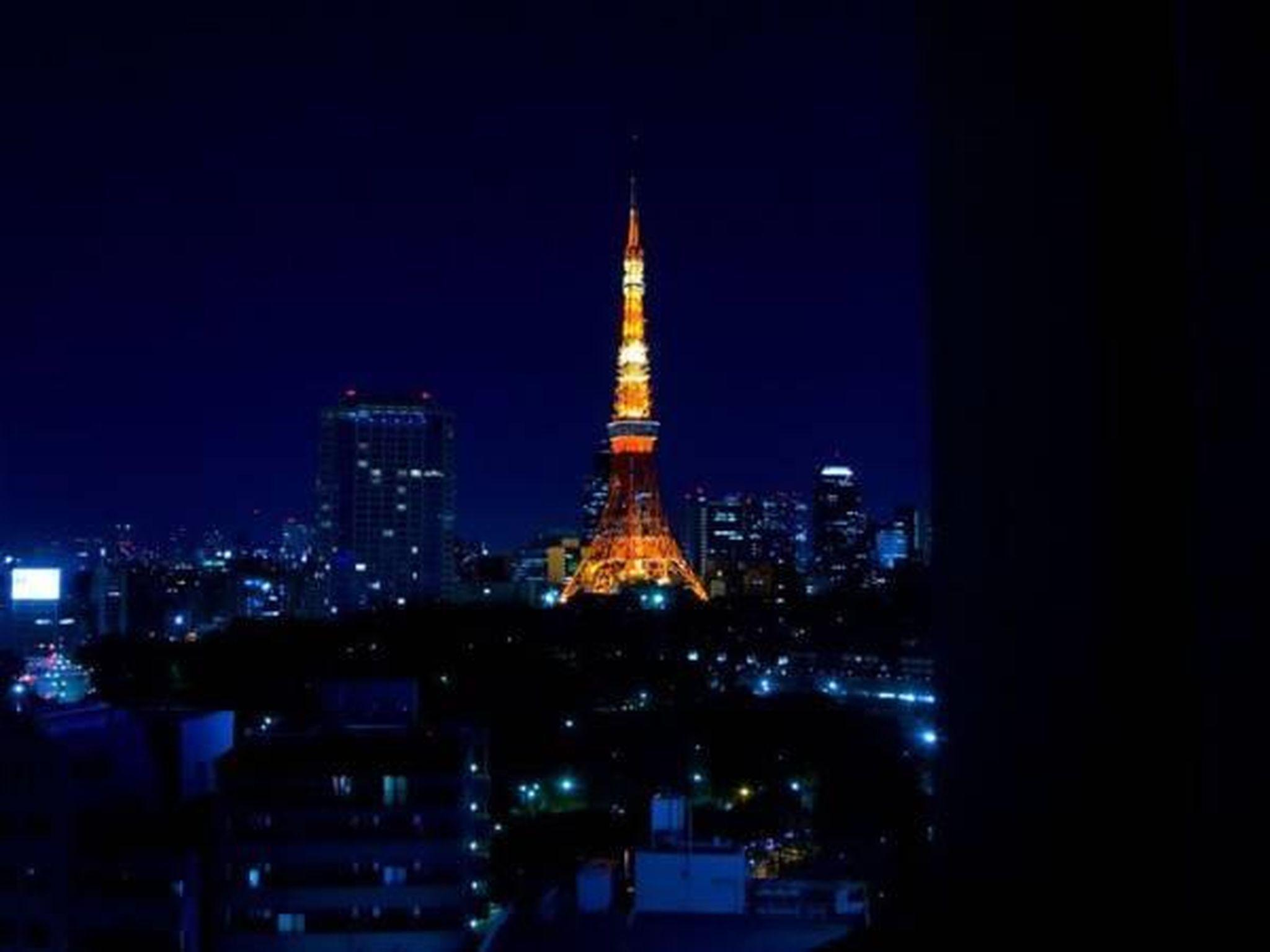 Tokyo Tower View Room with Small Double Bed