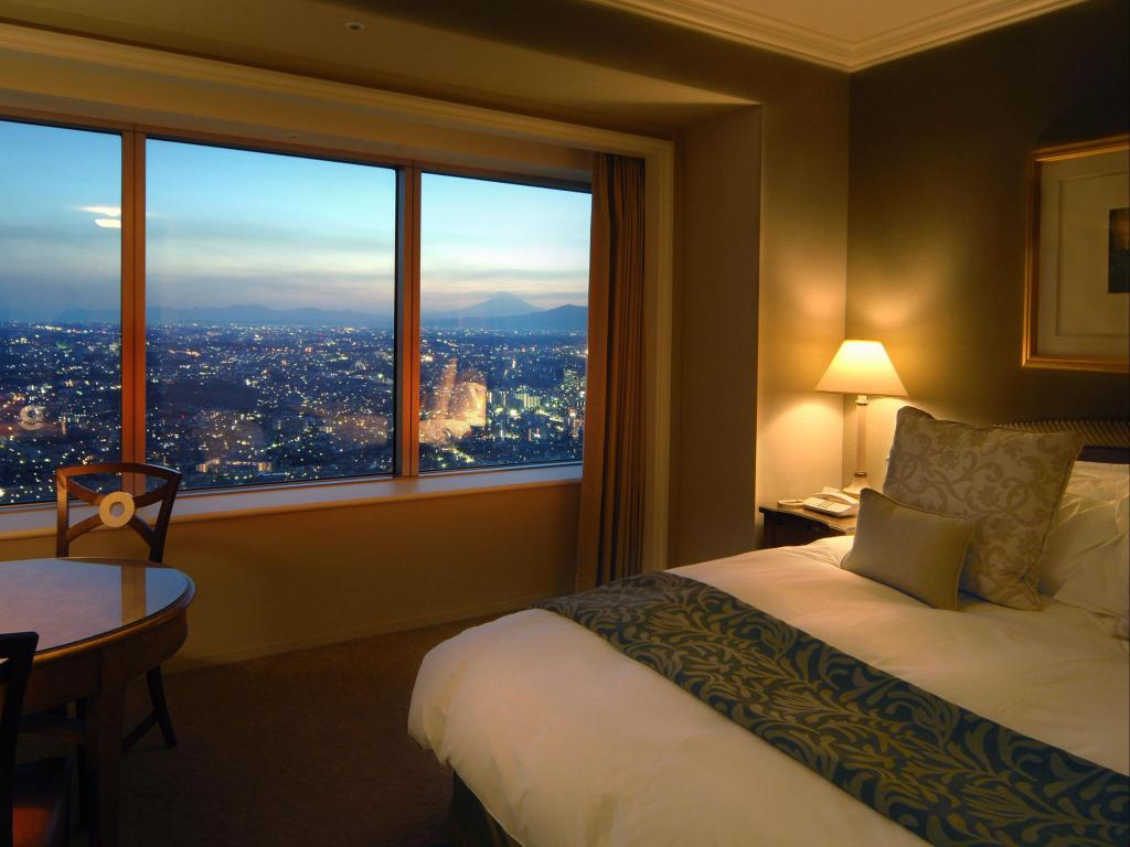 Regular Floor Comfort City View Double Room - Non-Smoking Yokohama Royal Park Hotel