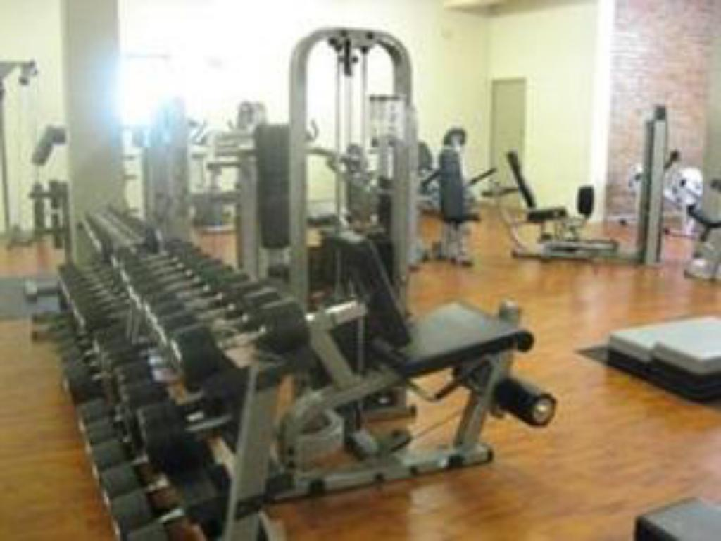 fitness centrum Royal Hotel Knysna