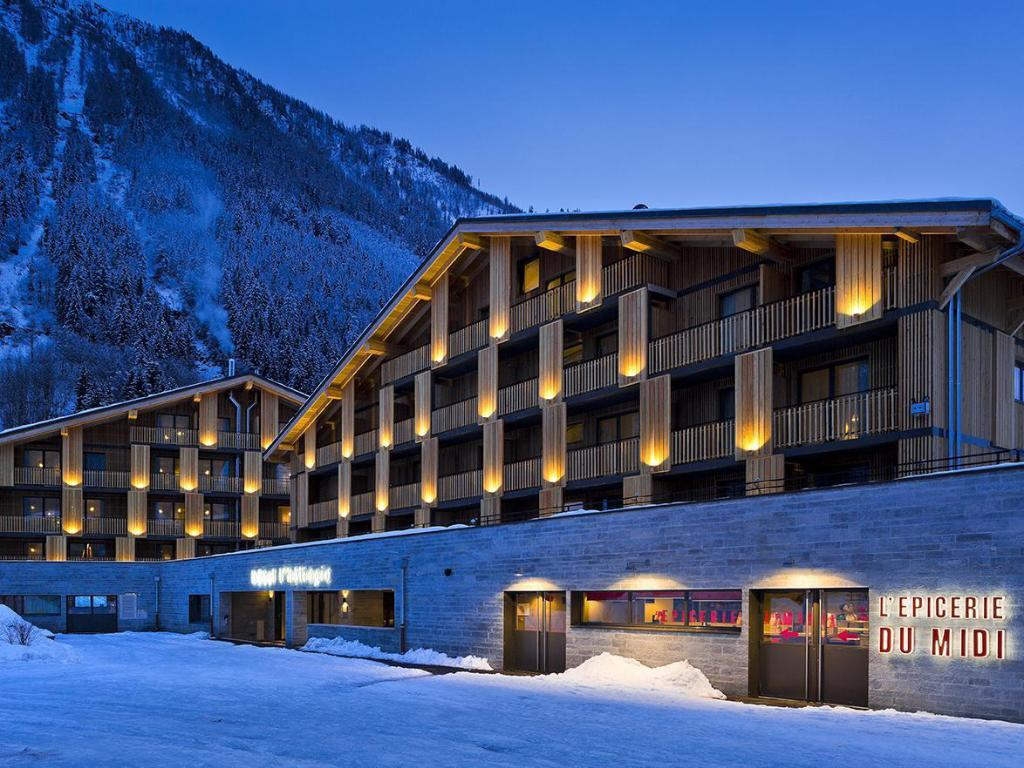 Best Price On Heliopic Sweet And Spa Hotel In Chamonix