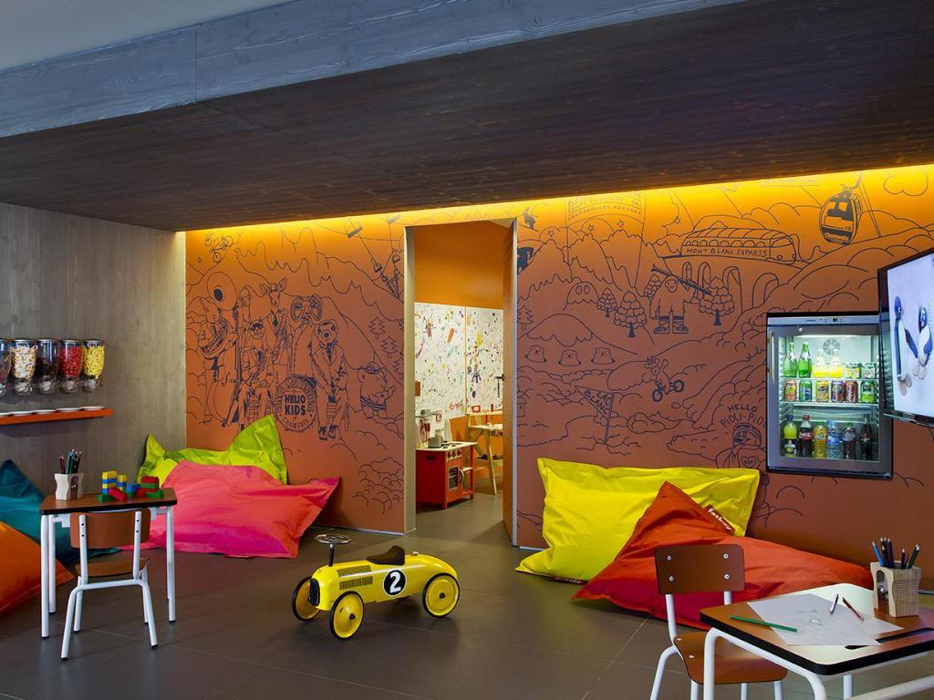 Heliopic Sweet And Spa Hotel In Chamonix-mont-blanc