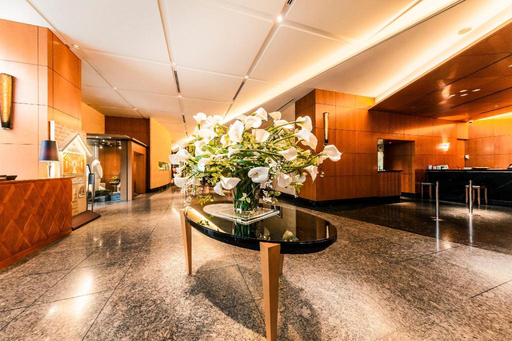 Reception Hotel Hanshin Osaka Natural Hot Spring & Spa