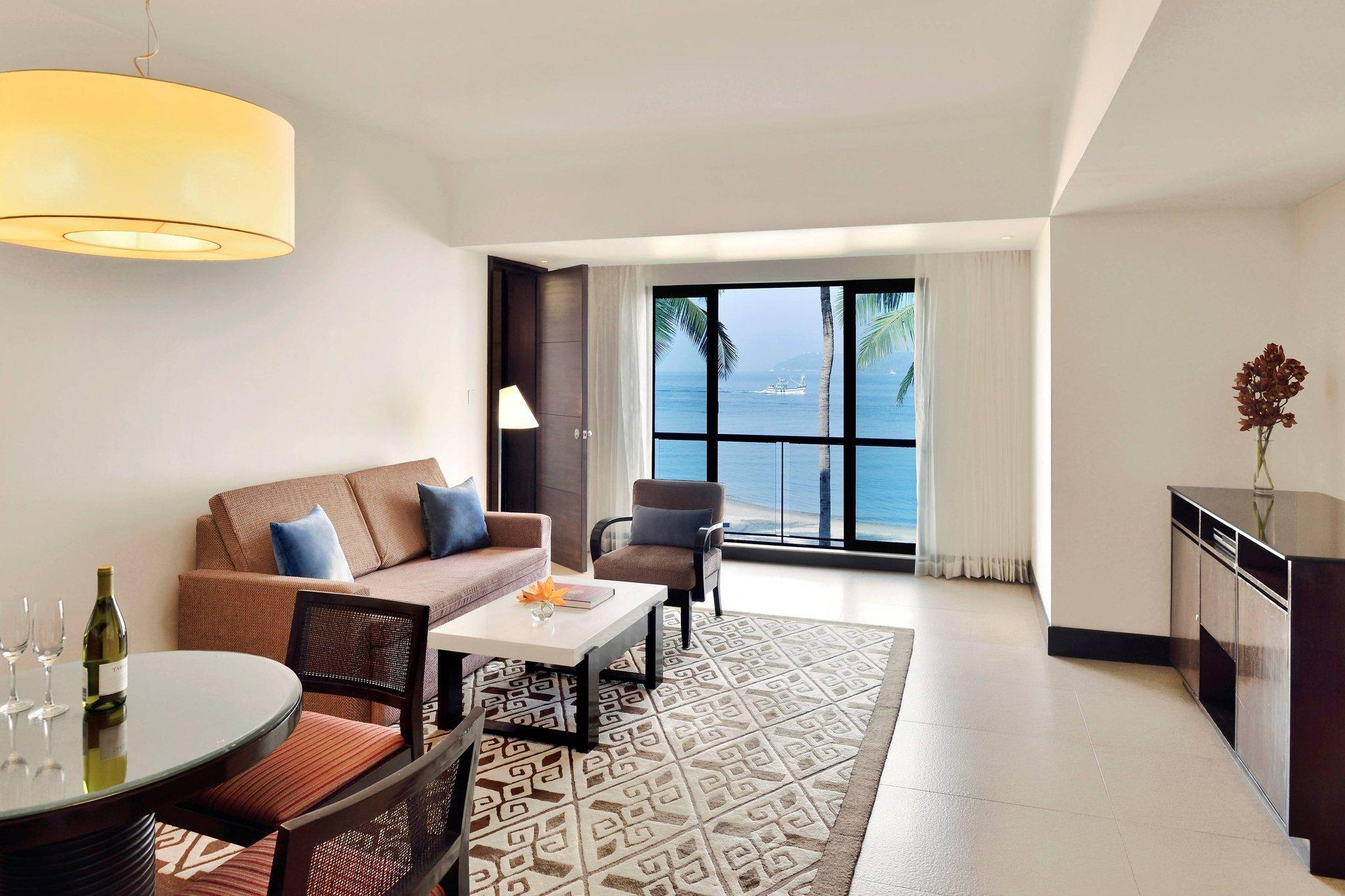 Bay View Suite, 1 Bedroom Suite, 1 King, Bay view