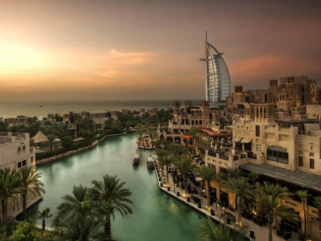 Madinat Hotel Dubai