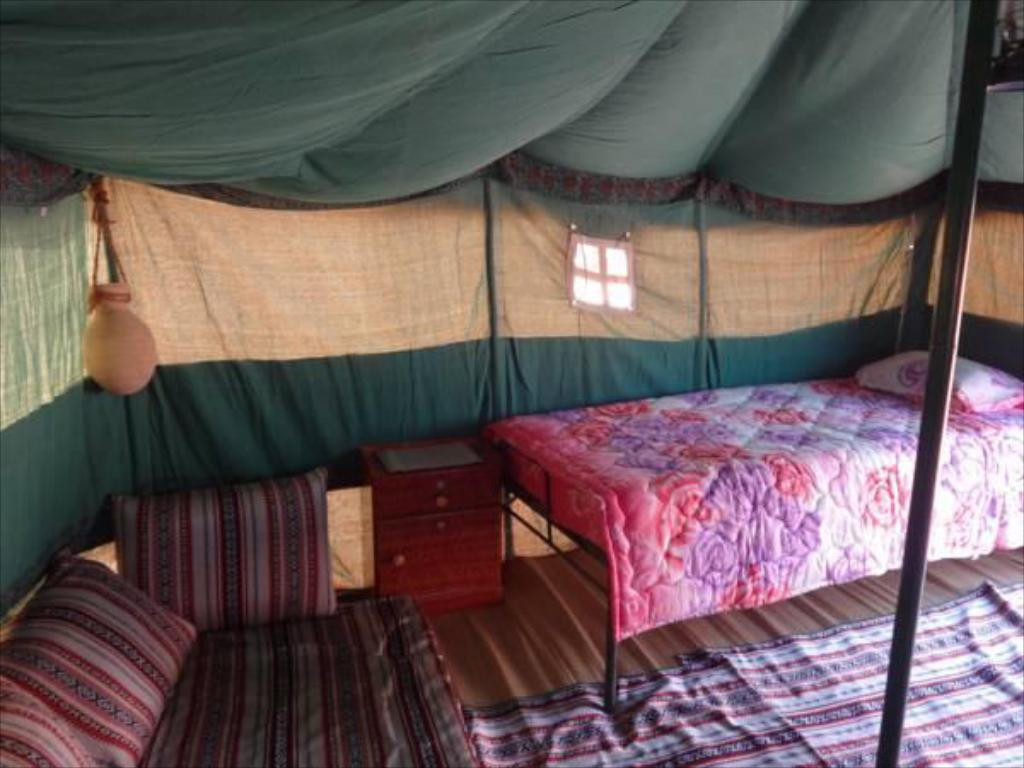 Guestroom - Bed Desert Dream Camp