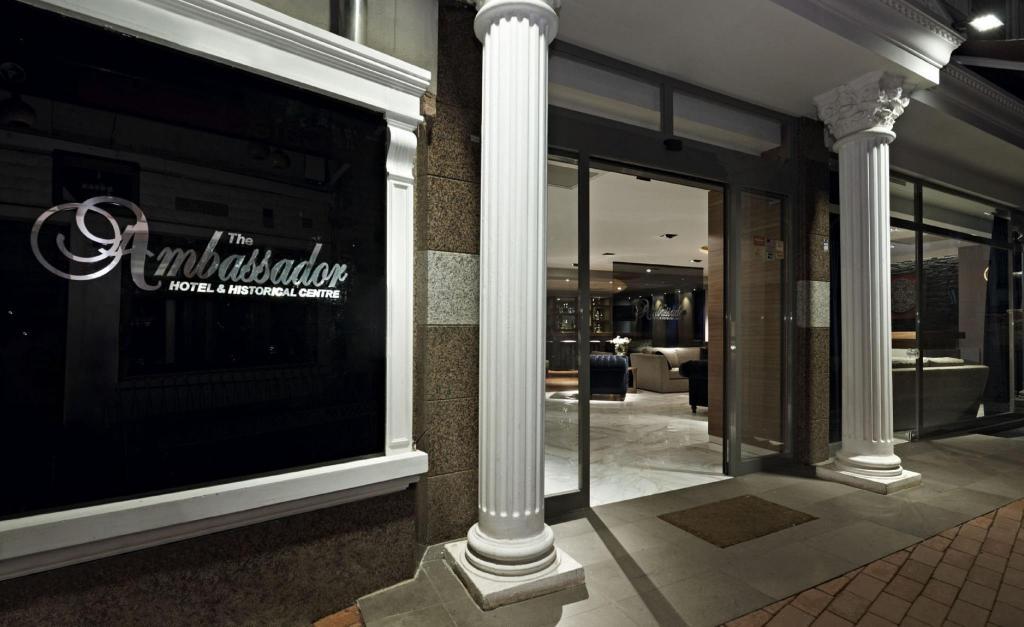Ambador Hotel Istanbul
