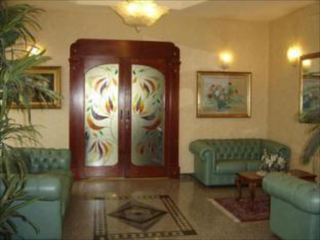Interior view Hotel Ambra Palace