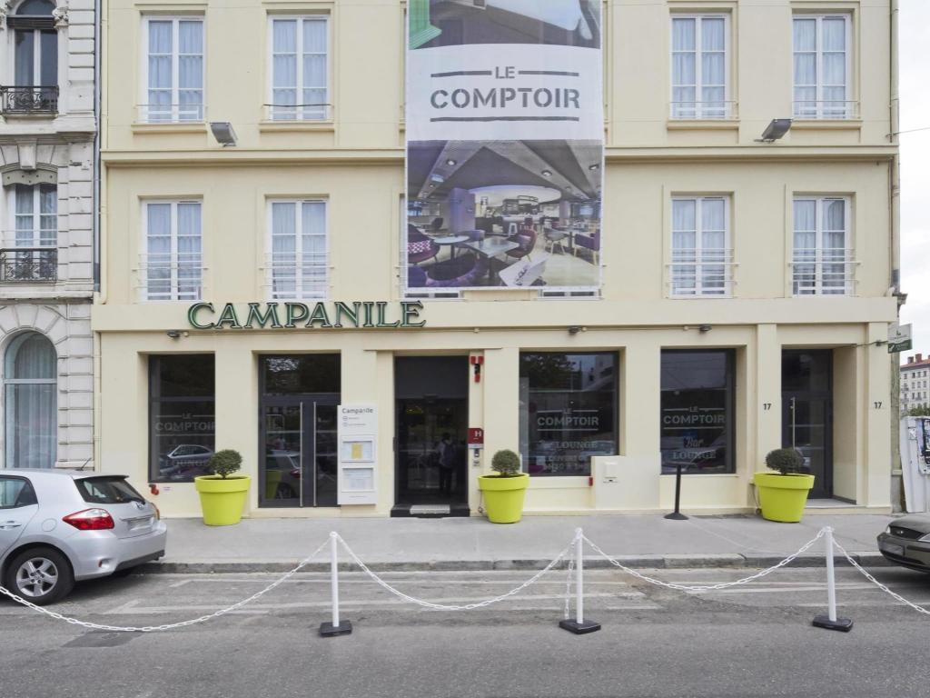5da042b9b0 Hôtel Restaurant Campanile Lyon Centre - Gare Perrache - Confluence ...