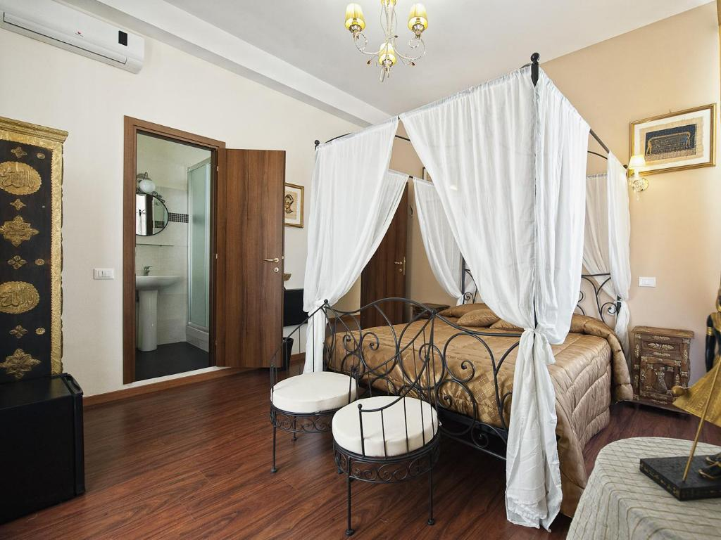 Interior view Holidays Rooms Rome