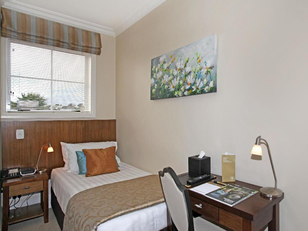 Compact Single Room - Guestroom Tuakau Hotel