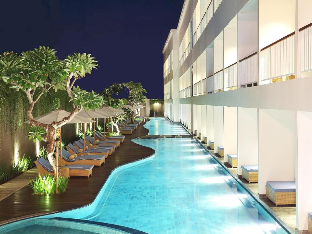 More about Ossotel Legian Hotel
