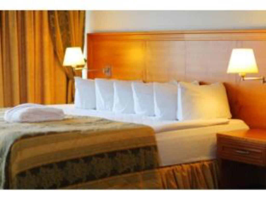 1 Queen Bed Standard Non-smoking - Bed Crowne Plaza Vilnius