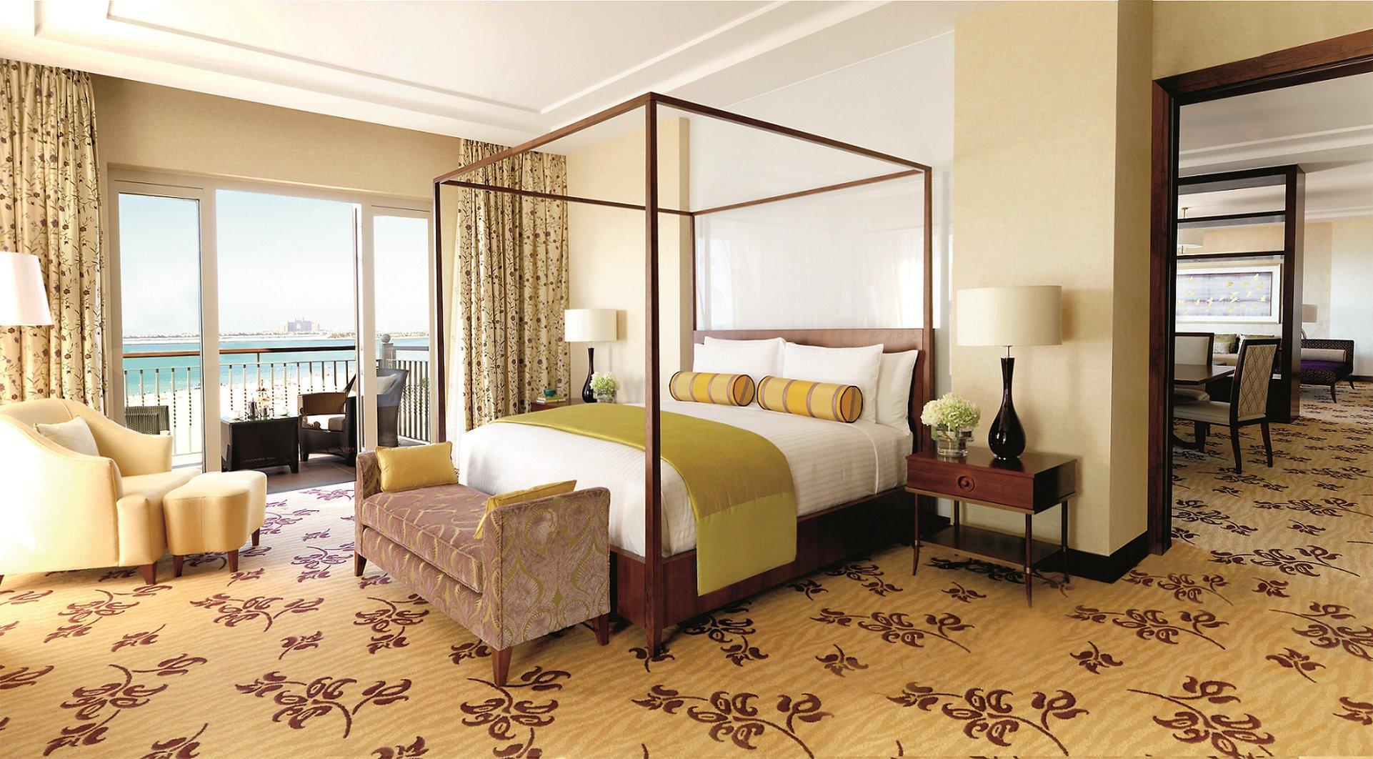 海景房(1張特大床或2張單人床) (Ocean View, Guest room, 1 King or 2 Twin/Single Bed(s))