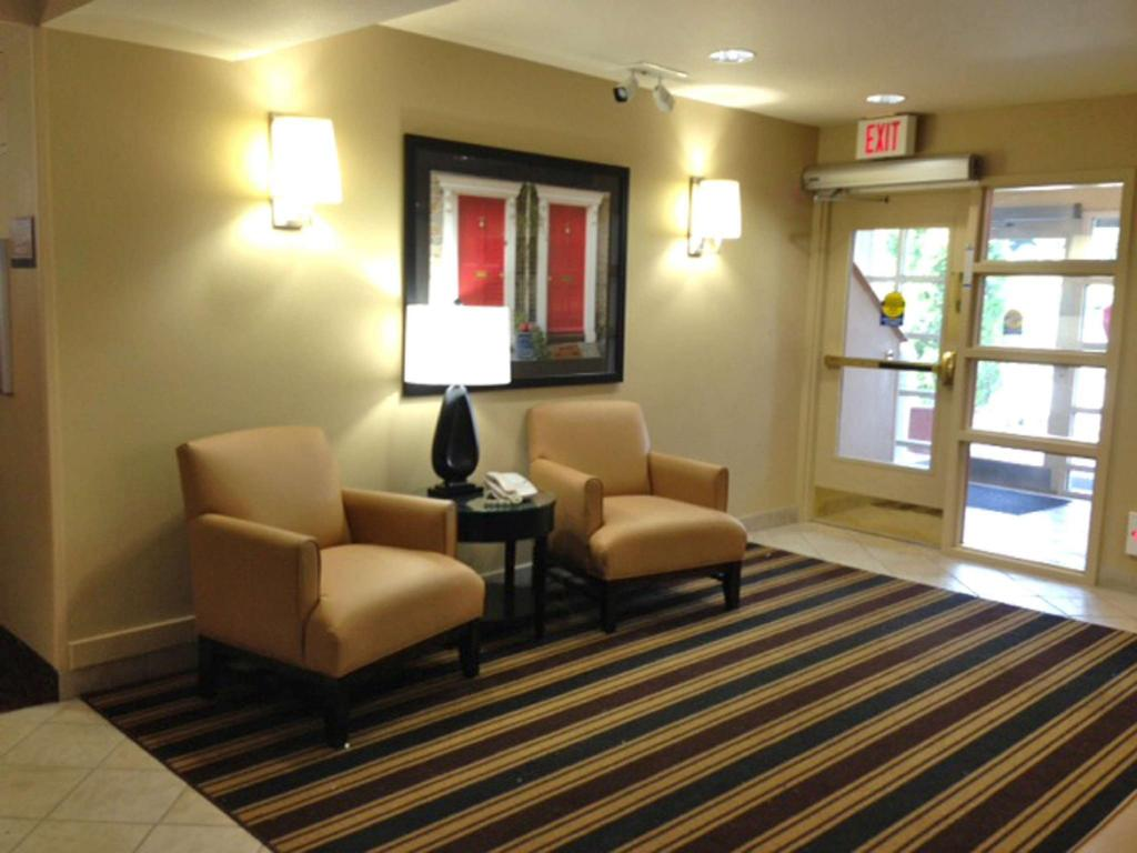 Lobby Extended Stay America - Boston - Waltham - 32 4th Ave