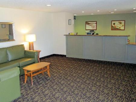 Фойє Extended Stay America Las Colinas Meadow Crk Dr