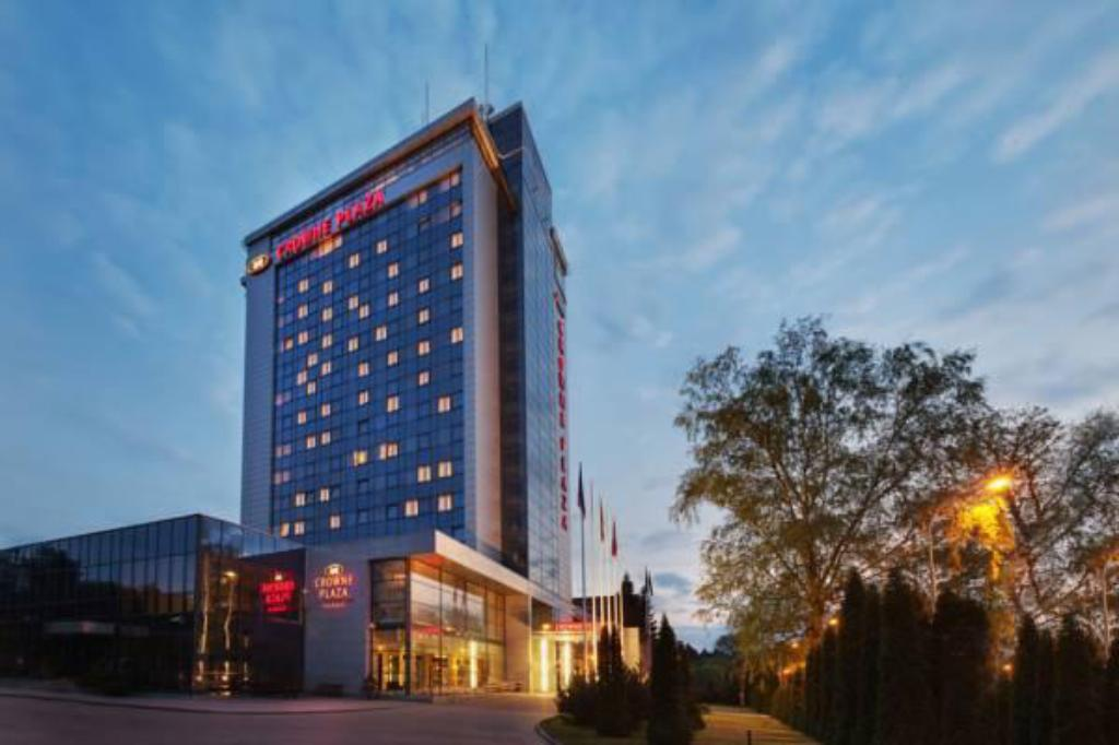 More about Crowne Plaza Vilnius