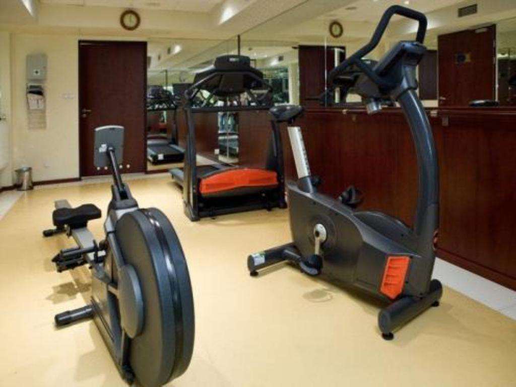 Fitness center Golden Tulip Warsaw Centre