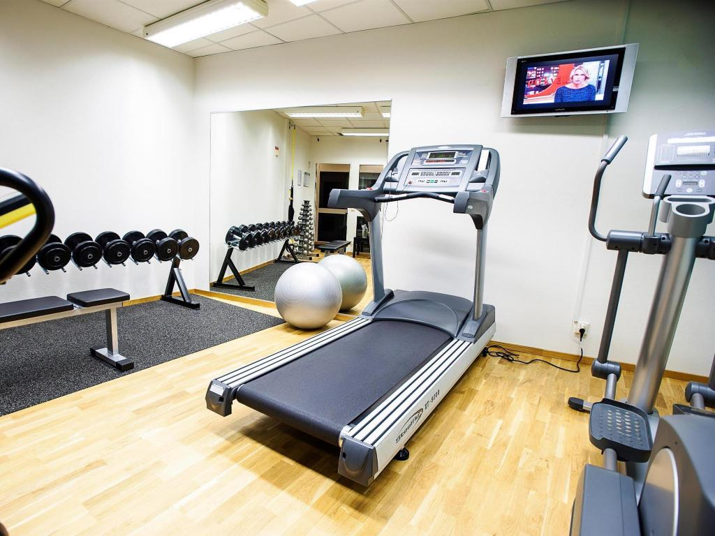 Fitness center Best Western Plus Hotel Noble House