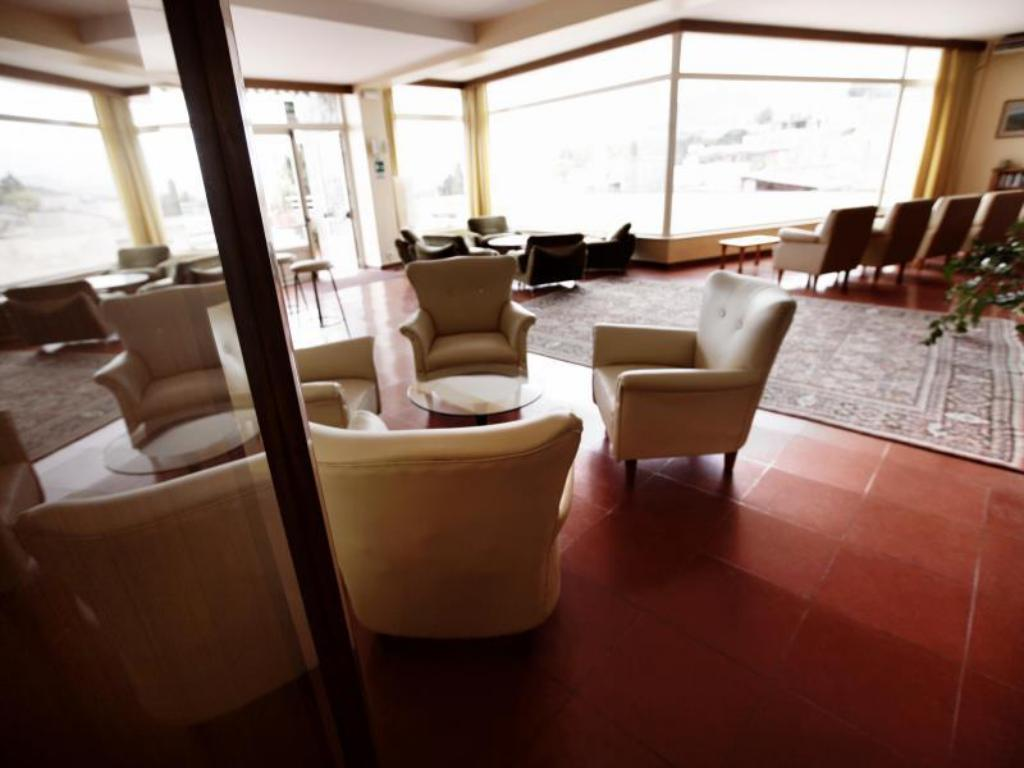 Interior view Hotel Continental