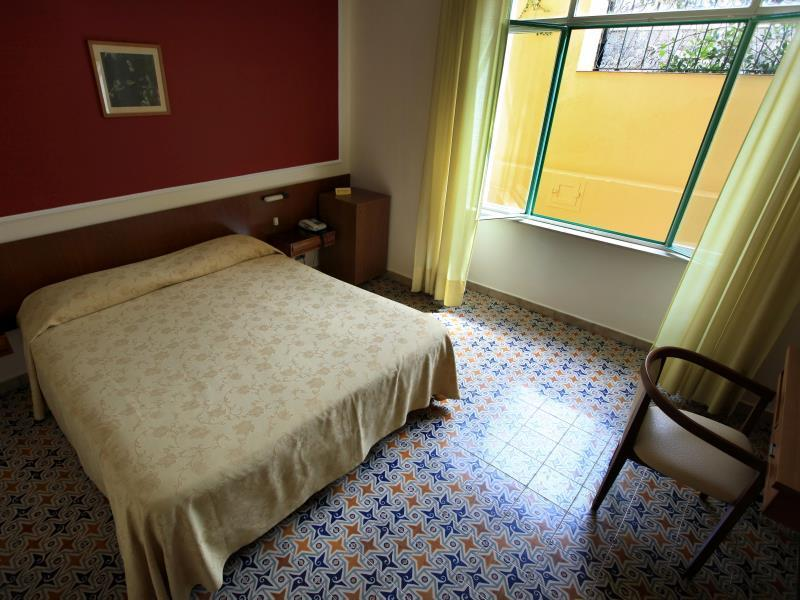 Economy Double or Twin Room (No View)