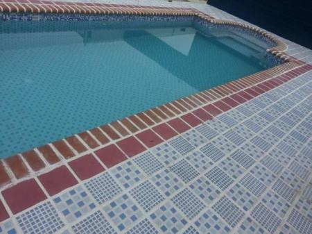 Swimming pool Express Inn PTY Aeropuerto Internacional Panama