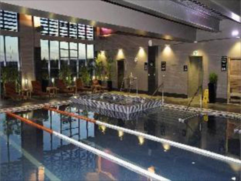 Swimming pool Village Hotel Manchester Cheadle