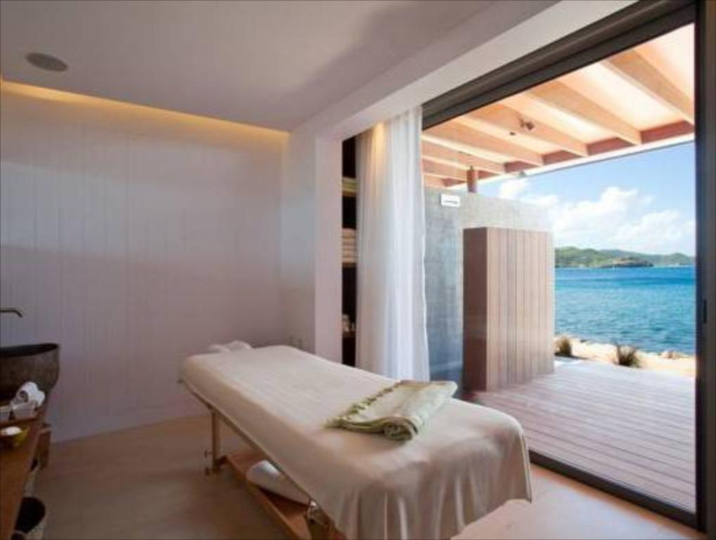 wellnessfaciliteiten Hotel Christopher Saint Barth