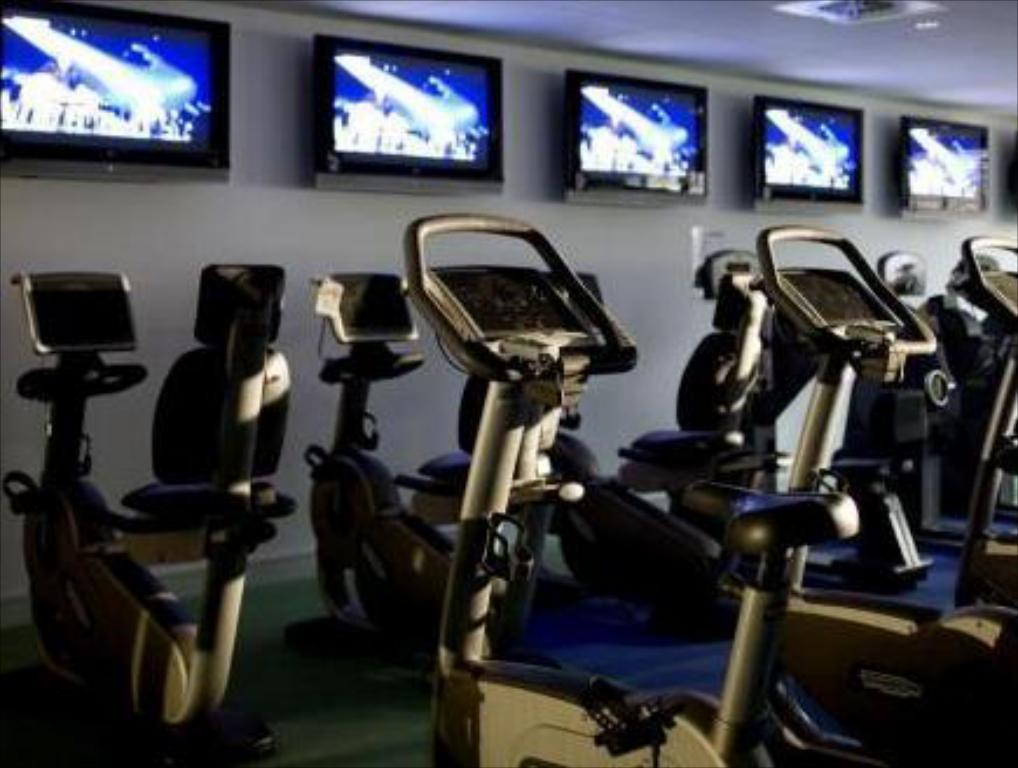 Fitness center Village Hotel Nottingham