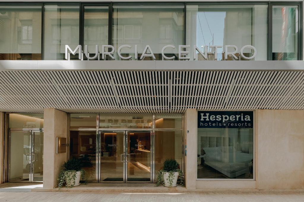 Hesperia Murcia Murcia Parhaat Tarjoukset Agoda Com