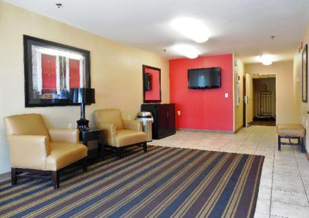 Hol Extended Stay America Dallas Market Center