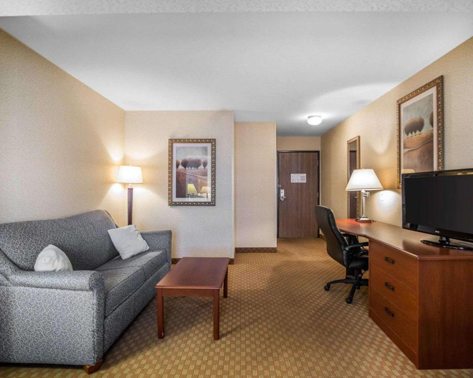 1 bedroom Suite - Suite room
