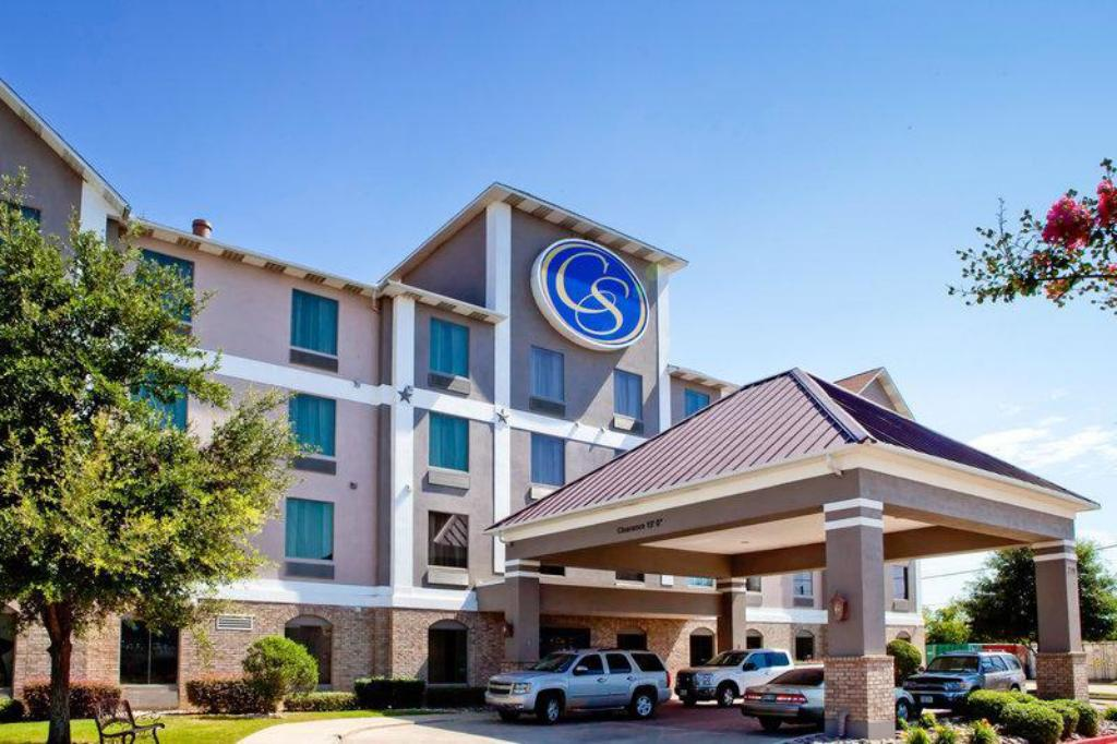 Comfort Suites Waco Near University Area
